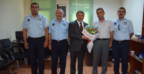 Başkan Şayir, Zabıta Haftası'nı kutladı