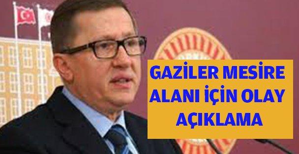 Başkan Türkkan, Gaziler Mesire Alanı'nı sordu!