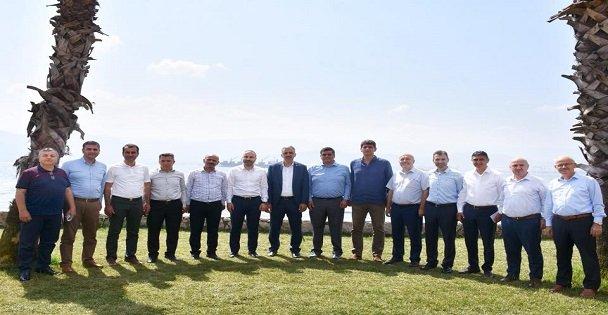 Başkanlar Ankara'ya çağırıldı!