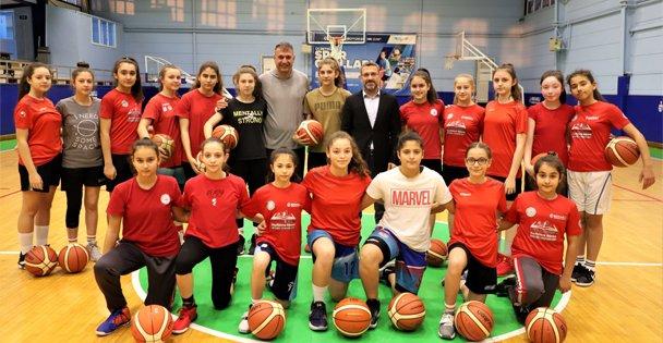 Basketbol Kursu'nda yeni yıldızlar aranıyor