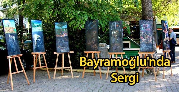 Bayramoğlu'nda Sergi