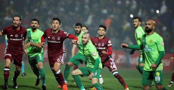Beşiktaş: 3 Darıca GB: 0