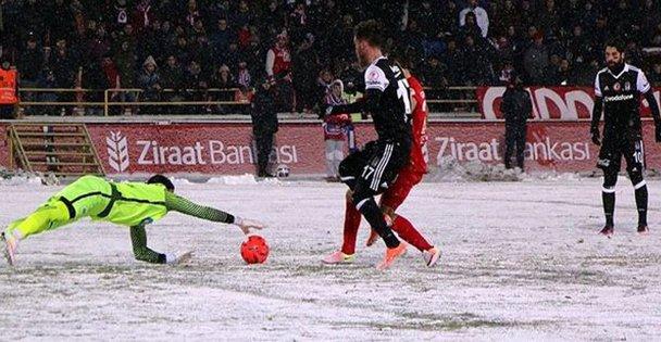Beşiktaş 7 Yaptı