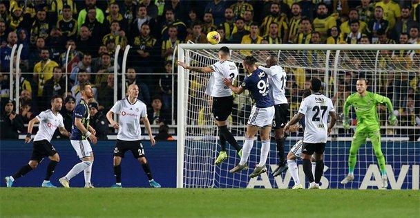 Beşiktaş deplasmandaki derbilerde istediği sonuçları alamıyor