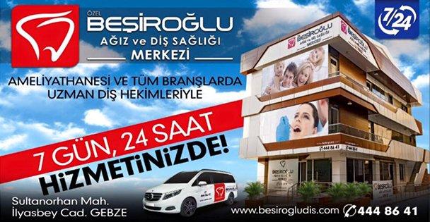 Beşiroğlu'na İSO 9001 sertifikası