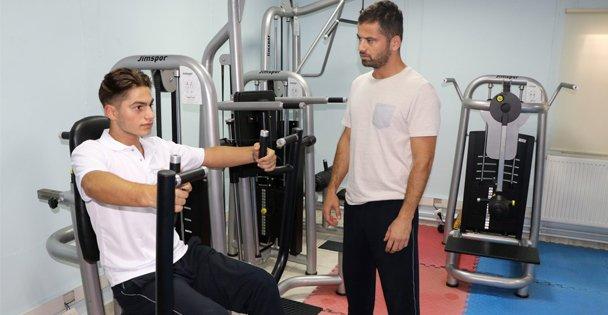 Beyaz Kalpler'de Fitness eğitmenliği kursu