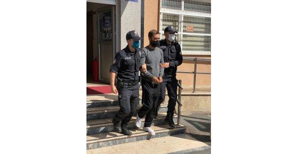 Bıçaklı kavga şüphelisi tutuklandı