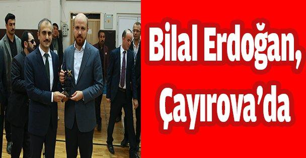 Bilal Erdoğan,Çayırova'da