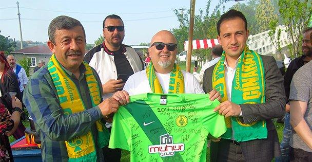 Birol Güven'den Futbolculara Mangal Partisi