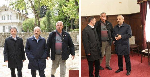 Büyükgöz'den Osman Hamdi Bey'de İnceleme