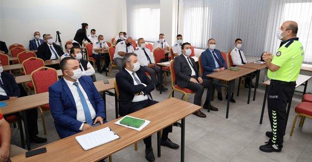 """Büyükşehir'den 'Güvenli Sürüş"""" eğitimi"""