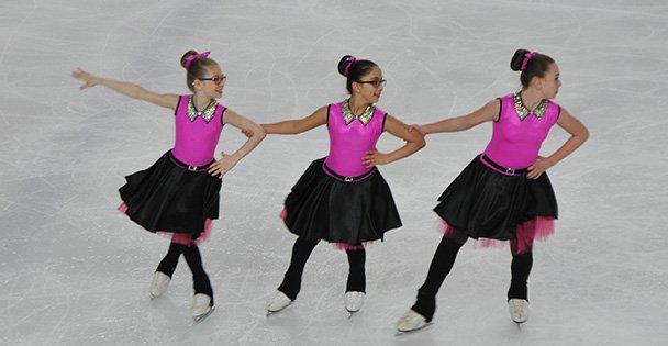 Buz Pateni Şampiyonası, Kocaeli'de başladı