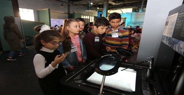 Çayırova Belediyesi Bilgievleri Öğrencileri Gezi Programında Tarih Kültür ve Bilimle Buluştu
