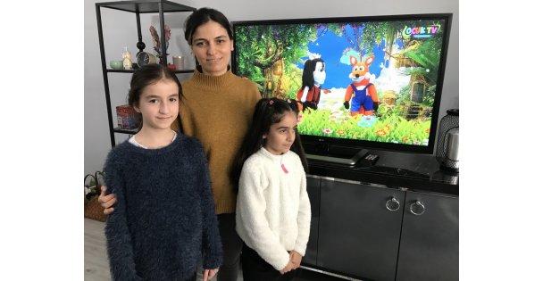 Çayırova Belediyesi internetten yayın yapan çocuk kanalı kurdu