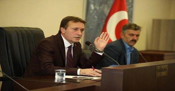 Çayırova Belediyesi Kasım Ayı Meclis toplantısı