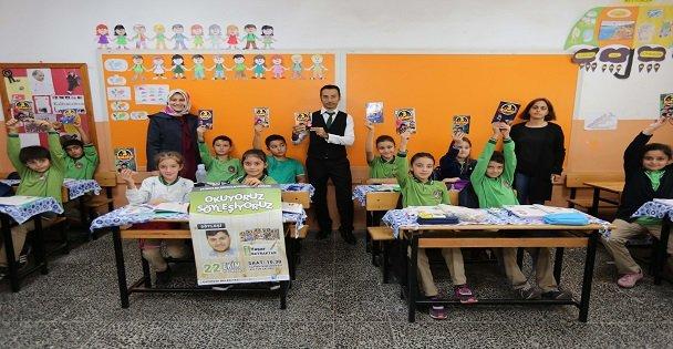 """Çayırova Belediyesi 'Okuyoruz Söyleşiyoruz"""" Projesine 3. Yılında da Devam Ediyor"""