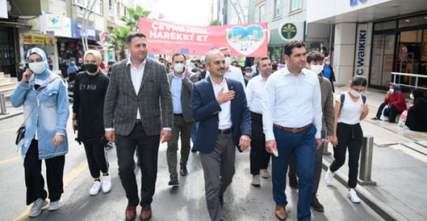 Çayırova'da Avrupa Hareketlilik Günü Etkinliği