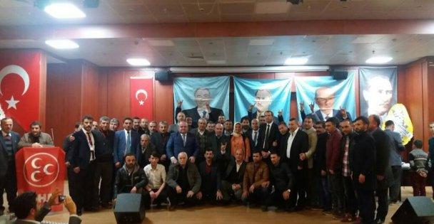 Çayırova'da başkan 25 oyla seçildi!