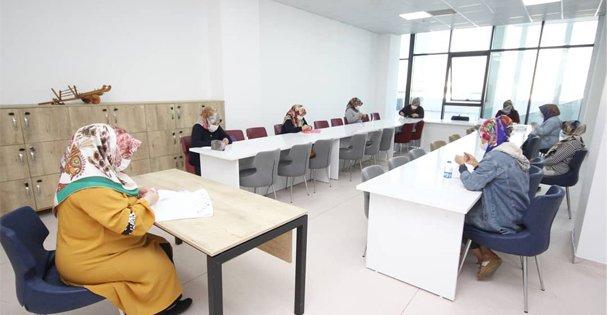 Çayırova'da Meslek Edindirme Kursları