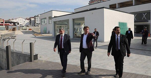 Çayırova'da Milletvekillerinden Yatırım Turu