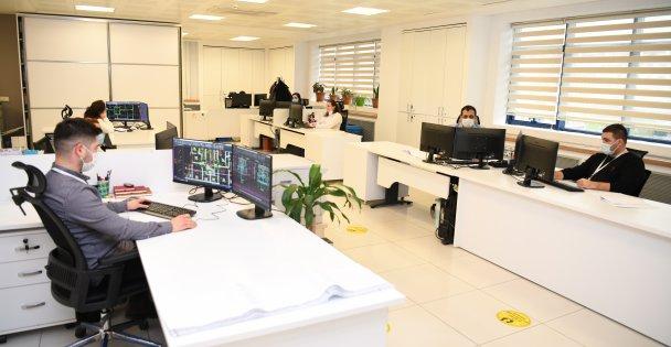 Çayırova'da Projelere Dijital İnceleme