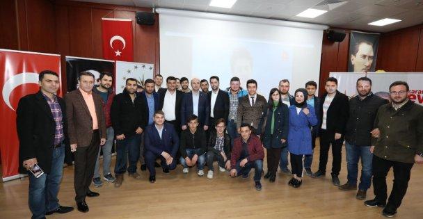Çayırova'da Sandık Eğitim Programı