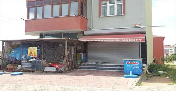Çayırova'da silahlı market soygunu