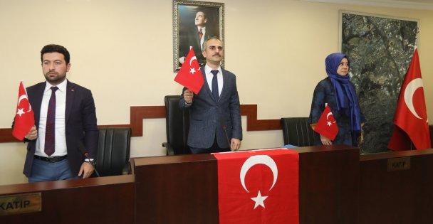 Çayırova'da Şubat meclisi toplandı