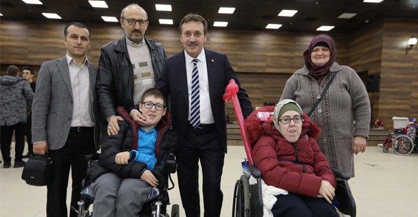 Çayırova'dan Engelliler Gününe Özel Anlamlı Bir Program