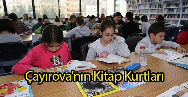 Çayırova'nın Kitap Kurtları