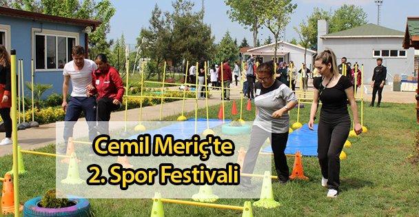 Cemil Meriç'te 2. Spor Festivali