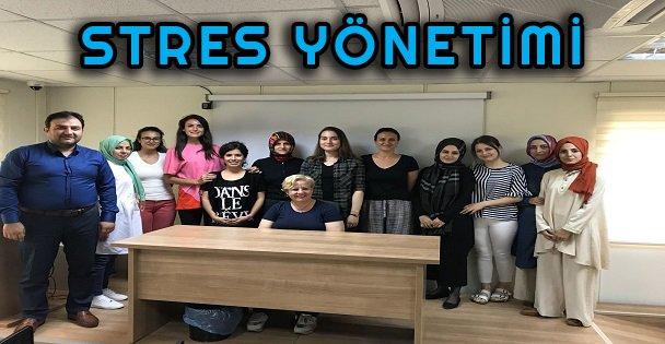 Cemil Meriç'te Stres Yönetimi Eğitimi
