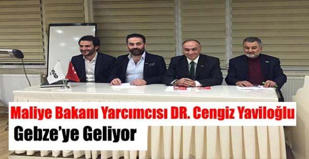 Cengiz Yaviloğlu Gebze'ye geliyor