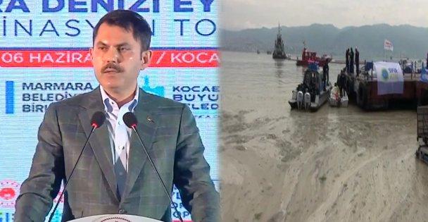 Çevre Bakanının Açıkladığı Marmara Denizi Eylem Planı