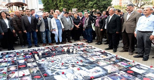 CHP Ankara katliamını unutmadı!
