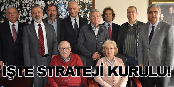 CHP, strateji kurulunu tanıttı