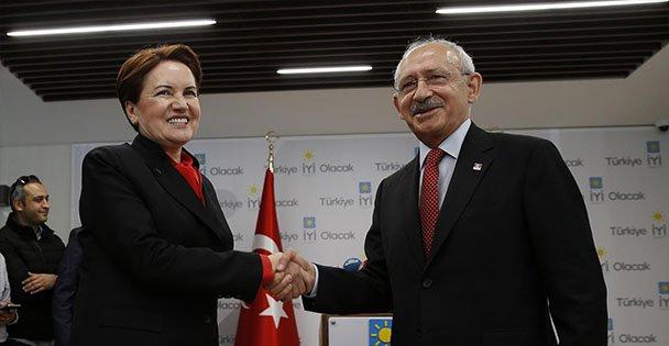 CHP ve İYİ Parti Yan Yana