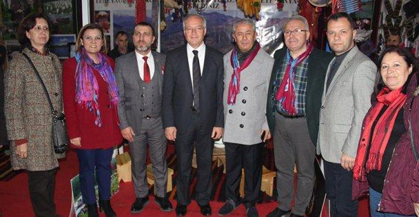 CHP'li adaylardan Trabzon Tanıtım Günleri'ne ilgi