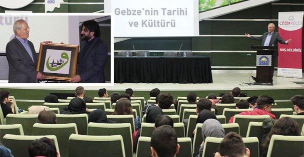 "Çözüm Koleji'nden 'Gebze"" Konferansı"