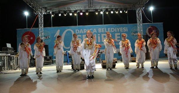Darıca Balkan Türklerini Ağırladı