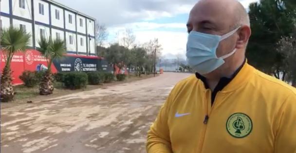 Darıca Belediye Başkanı Muzaffer Bıyık İle Darıca Sahilin de  Söyleşi