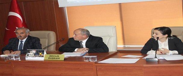Darıca Belediyesi Meclisi toplandı