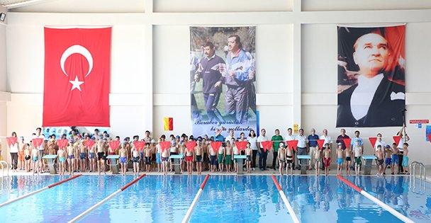 Darıca Yaz Spor Okulları Başladı