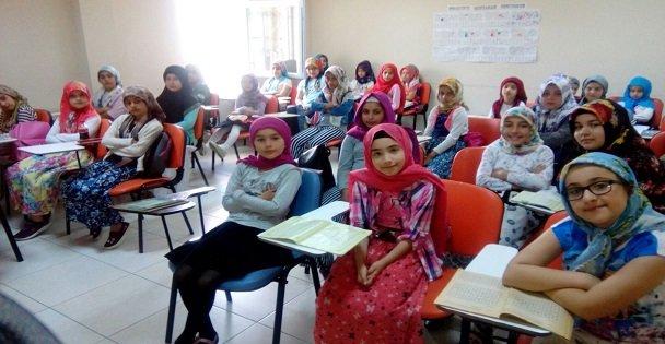 Darıca'da Eğitim Yaz Kış Devam Ediyor