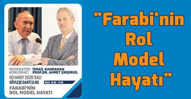 Şimşirgil ve Kahraman Farabi'yi anlatacak