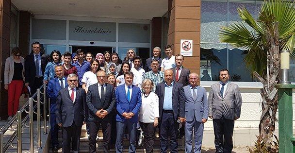 Darıca'da Gönül Köprüsü Projesi tamamlandı