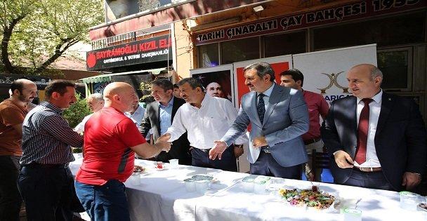 Darıca'da Kurban Bayramı
