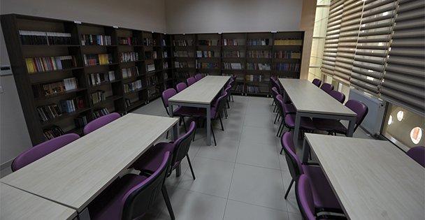 Darıca'da kütüphane var!