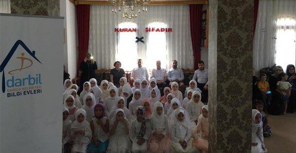 Darıca'da Yaz Okulları Sona Erdi