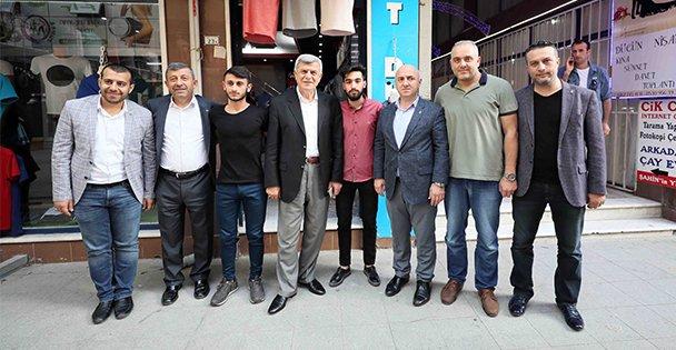 Darıca'yı Karış Karış Gezerek 24 Haziran'ın Önemini Anlattı